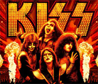 canned the rock band KISS hold their own against the greatest pop group ever?