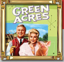 Zsa Zsa Gabor green acres