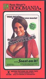 supervixens by russ meyer is an...